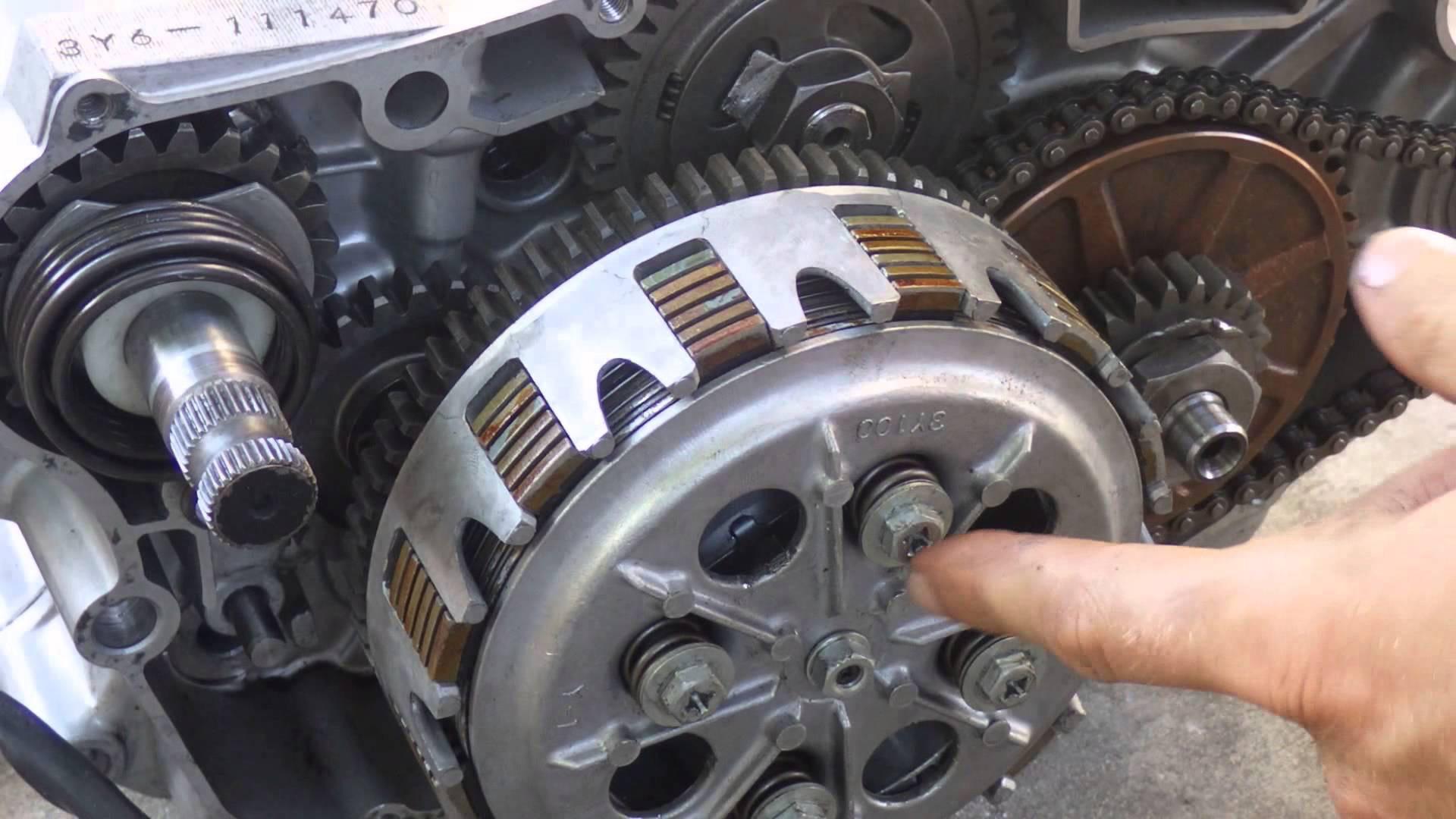 Kode Keras, Motor Minta Ganti Kampas Kopling