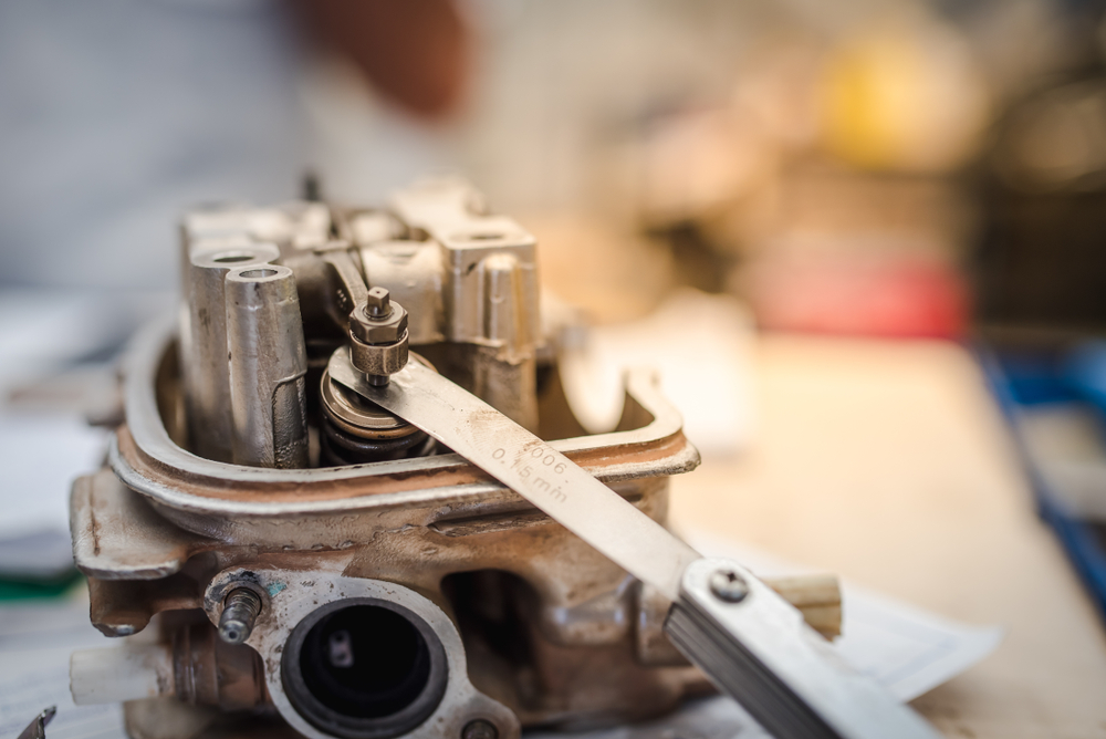 Kapan Sebaiknya Setel Klep Motor?