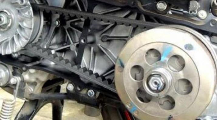 CVT Belt Skutik, Deteksi Sebelum Putus